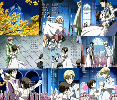 Ouran collage